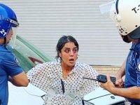 Uyarılara aldırış etmediler! TOMA suyu yiyen HDP'li vekil soluğu hastanede aldı