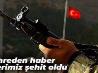 Kuzey Irak'ta 3 Askerimiz Şehit, 7 Askerimiz yaralı...