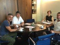 Hollanda Türk Federasyon bünyesinde hizmet veren Soest Türk Kültür Merkezi bulundu binayı satın aldı