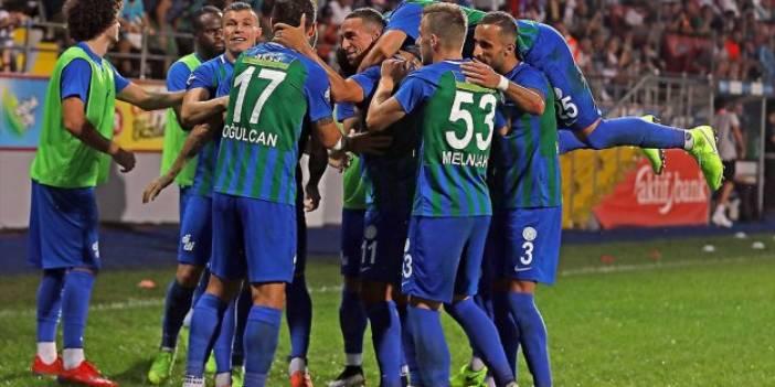 Rizespor (2-1) Sivasspor