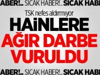 TSK nefes aldırmıyor: 2 hain daha öldürüldü