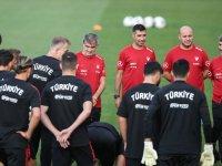 A Milli Futbol Takımı, Moldova Maçı Hazırlıklarına Başladı
