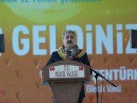 BBP Lideri Destici 'Torunlarımıza Özgür Bir Vatan Teslim Etmeye Mecburuz'