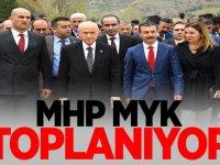 MHP Lideri Devlet Bahçeli MYK'yı topluyor