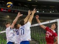 Milliler Son Avrupa Şampiyonunu Geçemedi