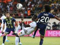 Alanyaspor (3-1) Fenerbahçe