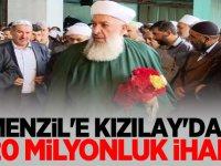Menzil Cemaati'ne Kızılay'dan 120 milyonluk ihale