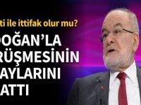 İşte Karamollaoğlu'ndan Kritik Erdoğan Görüşmesinin Detayları