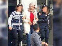 HDP'li başkan kaçarken yakalandı