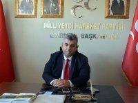 MHP Edirne İl Başkanı istifa etti