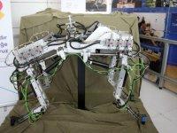 Kangal Robot 'Surkan' Görücüye Çıktı