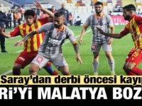 Galatasaray 3 Puanı Son Dakikada Bıraktı