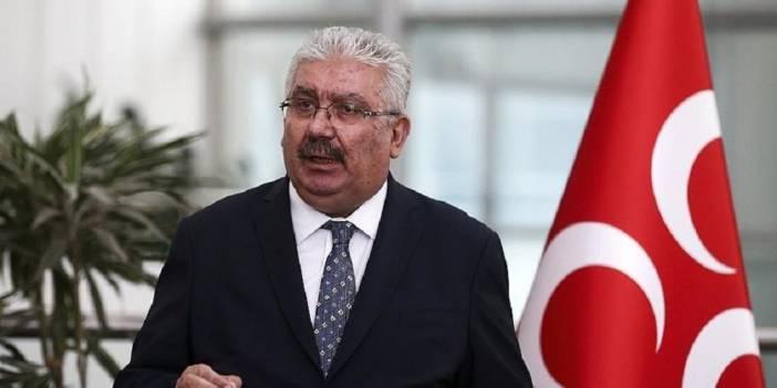 MHP'Genel Başkan Yardımcısı Semih Yalçın'dan gazeteci Balbay'a sert tepki