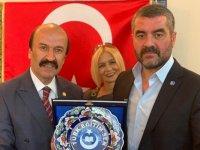 MHP'DEN KAMUSEN'E ZİYARET