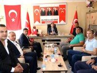MHP Diyarbakır il ve ilçe teşkilatları bir araya geldi