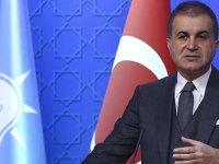 AK Parti Sözcüsü Ömer Çelik: İktidarlarımız dönemine damgasını vuracak