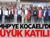 MHP'ye Kocaeli'de büyük katılım
