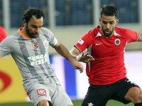 Gençlerbirliği ile Galatasaray 0-0 berabere kaldı!