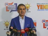 AK Parti Sözcüsü Ömer Çelik 'Yeni Bir İnsan Hakları Eylem Planı Hazırlanacak'