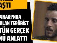Teslim olan terörist: Ya bize katılırsın ya da seninle babanı burada öldürürüz' dediler