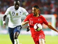 Milli Takım'ın Fransa ilk 11'i belli oldu!
