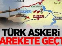 Suriye'de sıcak gelişmeler! Türk askeri harekete geçti...