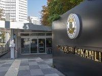 Dışişleri Bakanlığından Avrupa ülkelerine PKK uyarısı