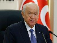 MHP Lideri Devlet Bahçeli'den Barış Pınarı Harekâtı açıklaması