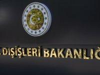 Türkiye'den O Ülkeye seyahat uyarısı