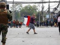 Şili Devlet Başkanından halka 'sükunet' çağrısı