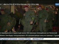 Rusya son dakika görüntülerini yayınladı! Türkiye sınırına gelecekler