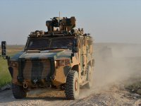 Barış Pınarı Harekatı'nda keşif-gözetleme faaliyetleri sürüyor