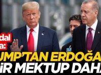 Skandal iddia: ABD Başkanı Trump'tan Cumhurbaşkanı Erdoğan'a bir mektup daha