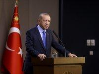 Erdoğan resti çekti: Bundan sonra onlar düşünsün!