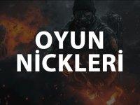 Online Oyuncular için Nick Seçimi