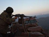 PKK'ya ağır darbe: 6 terörist öldürüldü!