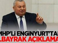 MHP'li Enginyurt'tan Berat Albayrak Açıklaması