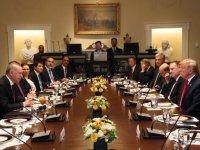 ABD'de Heyetlerarası Görüşmeye MHP'li Yönetici Katıldı
