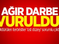 Ağır darbe vuruldu! Öldürülen teröristler 'üst düzey' sorumlu çıktı!