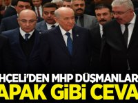 Devlet Bahçeli'den MHP Düşmanlarına Kapak gibi cevap!