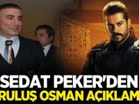 Sedat Peker'den 'Kuruluş Osman' Açıklaması