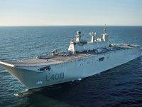Türkiye'nin en büyük savaş gemisi olacak teslim tarihi belli oldu