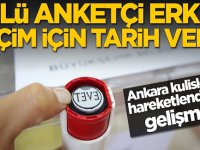 Ankara kulislerini hareketlendiren gelişme! Ünlü anketçi erken seçim tarihini açıkladı