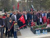 Şehit öğretmen Şenay Aybüke Yalçın, unutulmadı