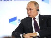Rusya Devlet Başkanı Putin'den NATO Açıklaması