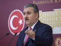 BBP Genel Başkanı Destici'den asgari ücret açıklaması