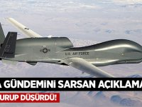 Rusya'ya ait hava savunma sistemi ABD İHA'sını düşürdü