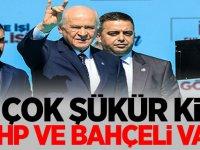 Cumhurbaşkanı Başdanışmanı: Çok Şükür ki MHP ve Devlet Bahçeli var