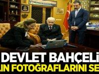 MHP Lideri Devlet Bahçeli yılın fotoğraflarını seçti