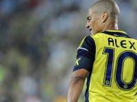 Fenerbahçe'nin Eski 10 Numarası Alex Konuştu